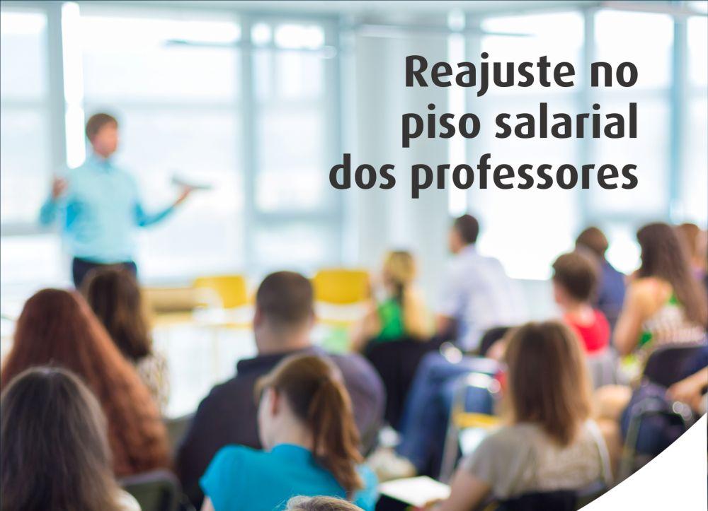 Ando Preferindo Ter Paz Do: Piso Salarial Dos Professores 2019 Deverá Ter Reajuste De